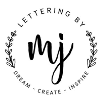 Hand Lettering by martina johanna