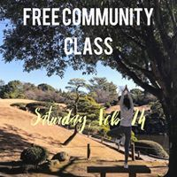 Free Community Yoga Class with Carrie