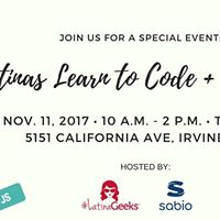 Latinas Learn to Code  Mimosas