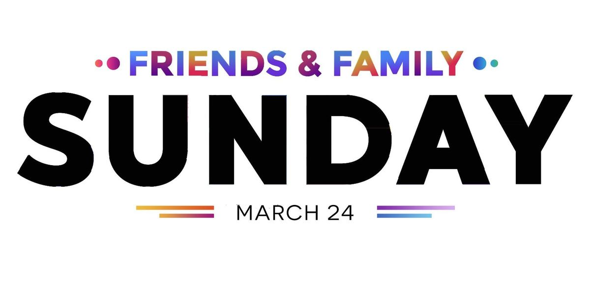 ITL FRIENDS AND FAMILY DAY