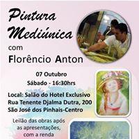 Pintura Mediunica Florencio Anton
