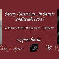 Ex pescheria presenta Merry Christmas in Music