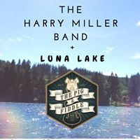 The Harry Miller Band  Luna Lake