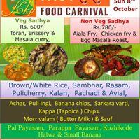 The KKP Food Carnival