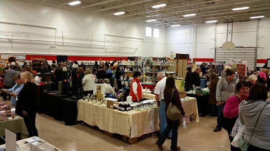 11th Annual Christmas Arts & Craft Fair at Westbrook Armory