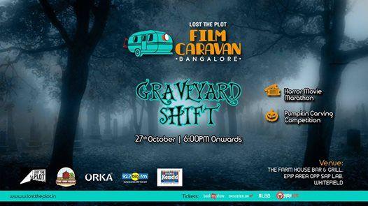 LTP Film Caravan Graveyard Shift