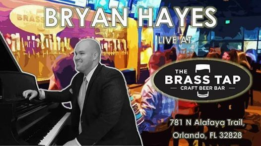 Bryan Hayes Live at Brass Tap