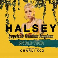 Halsey - Cleveland OH