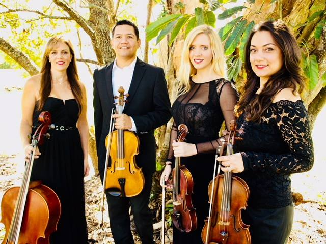 Stratus4 String Quartet Performs Master Composers