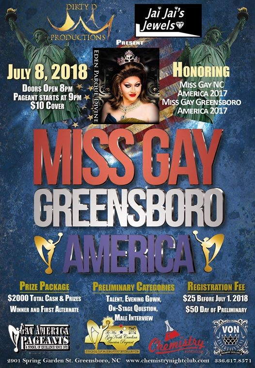 Gay greensboro nc
