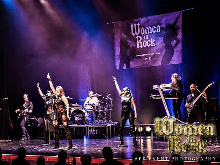 women in rock chester at the live rooms chester