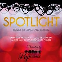 Spotlight Songs of Stage and Screen
