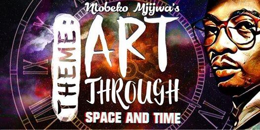 Ntobeko Mjijwas Art Through Space & Time