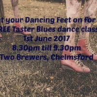 Free taster blues dance class - Chelmsford with NBTB