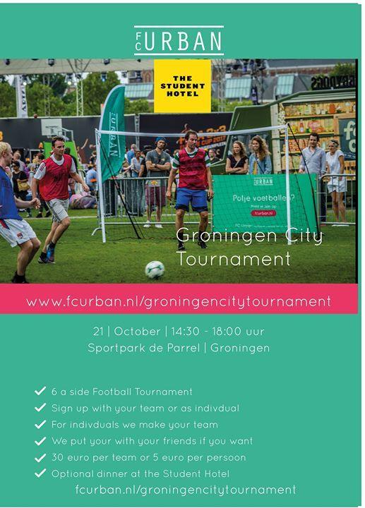 groningen city tournament at sportpark de parrel, groningen