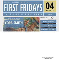 First Fridays at the Winkler Gallery