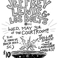 Jeffrey Lewis &amp Los Bolts with Dollar Signs and TLW