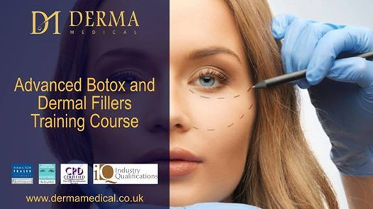 Advanced Botox and Dermal Fillers Training Course (1 Day) at