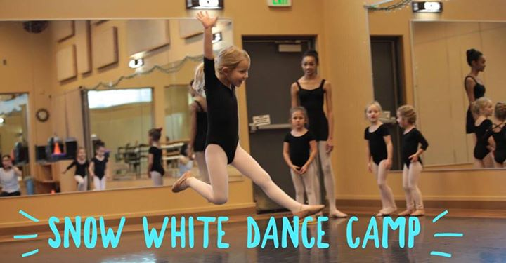 Snow White Dance Camp - Session 3