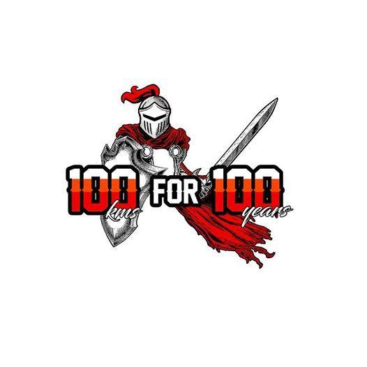 100 for 100 Virtual Fun Run