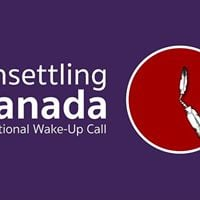 Unsettling Canada reading group