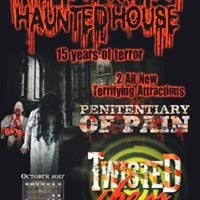 Fright night haunted house Try outs