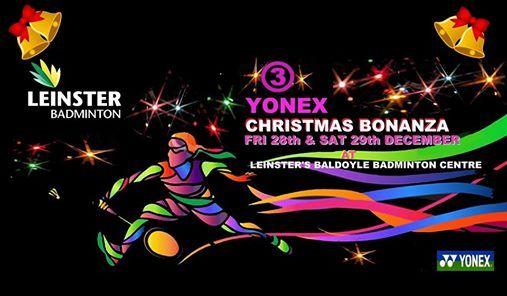 YONEX Adult Christmas Bonanza 2018