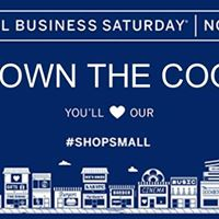 Small Business Saturday Holdiay Open House
