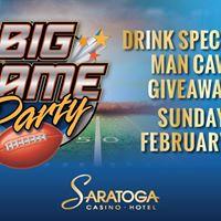 Miller Lite Big Game Party
