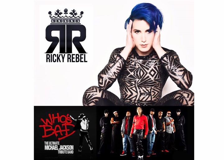 Whos Bad with Ricky Rebel Live at El Rey Theater