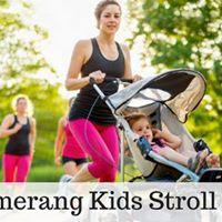 Boomerang Kids Barrhaven Stroll &amp Roll