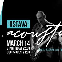 Ostava - Acoustic Live Club Stroeja - 14 March 2018