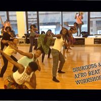 African Dance Bootcamp