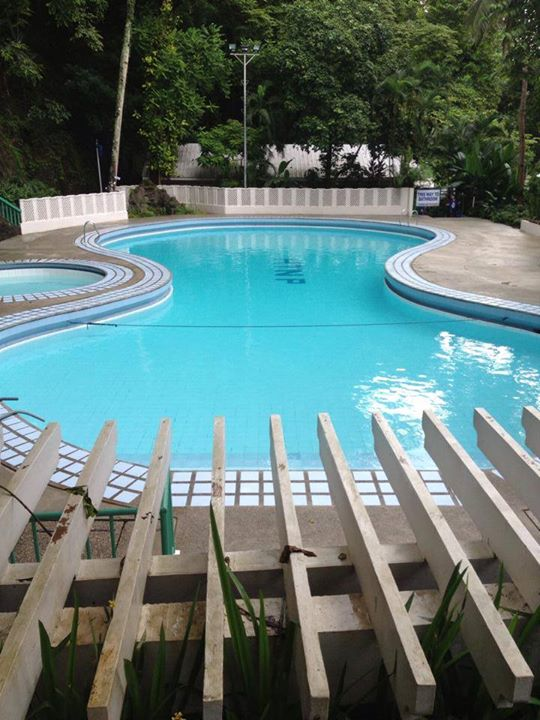 Wednesday Swim Hinulugang Taktak