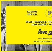 PRMF 2017 - Love Glove w Velvet Season &amp The Hearts of Gold
