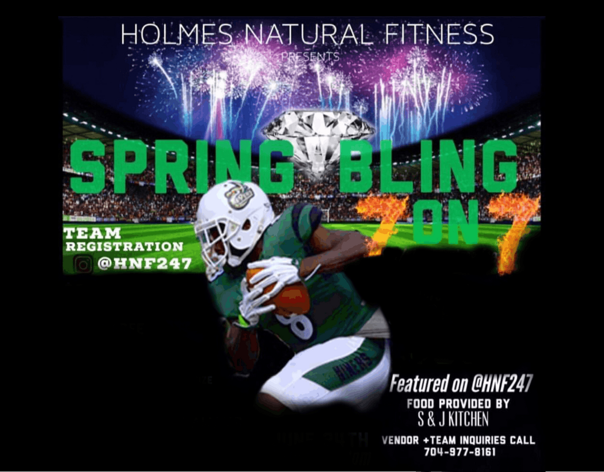 HNF 2nd Annual Spring Bling