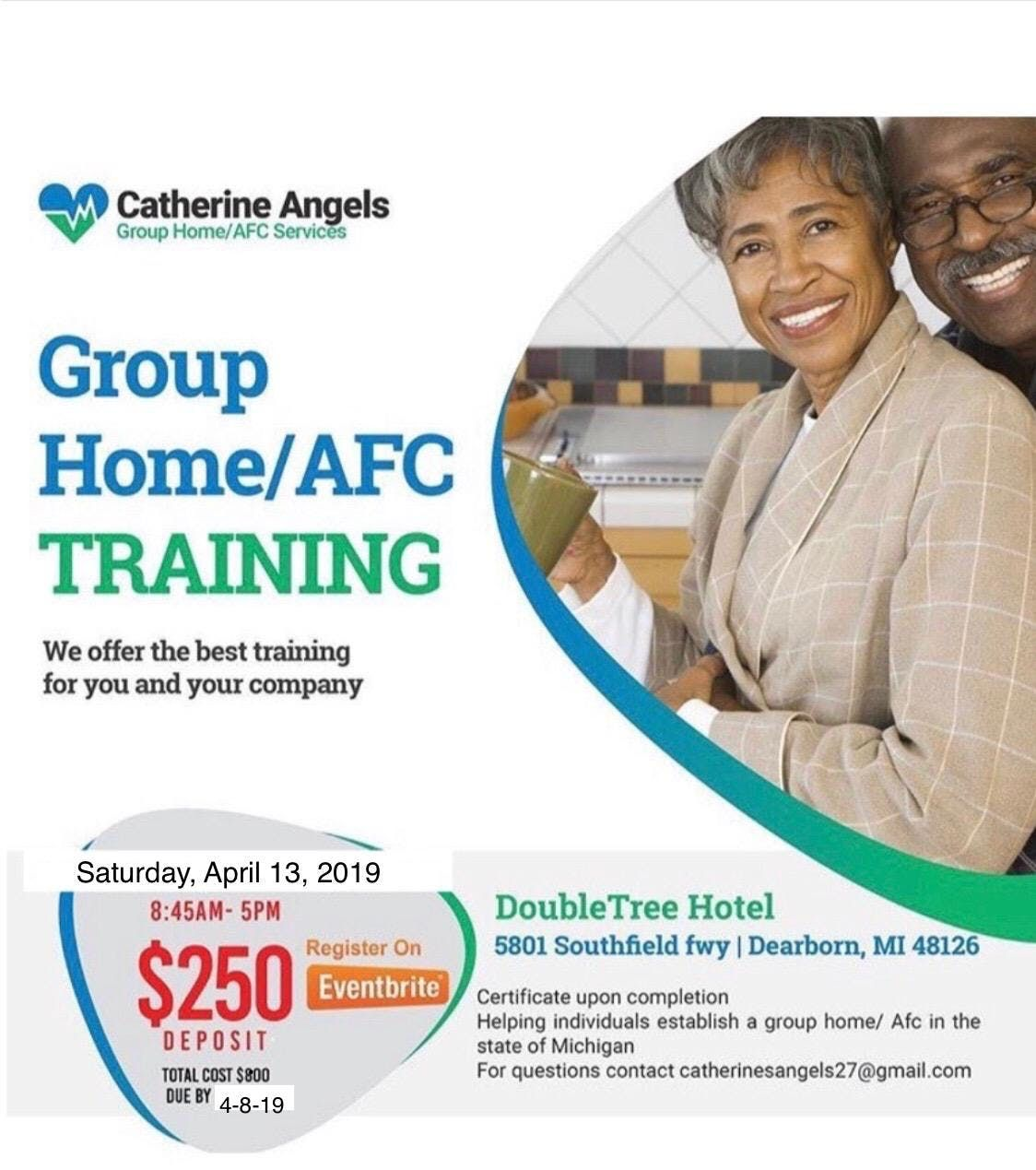 HOW TO OPEN AFCGROUP HOME