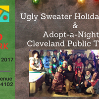 Ugly Sweater Holiday Mixer &amp Adopt-a-Night  CPT
