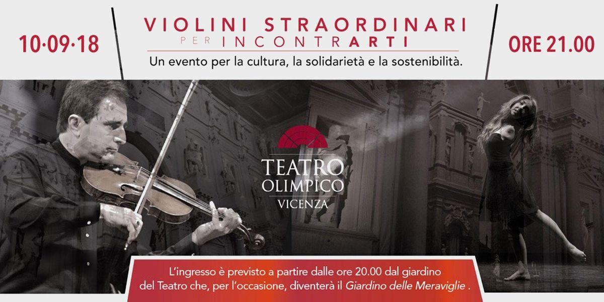 Violini Straordinari per incontrARTI