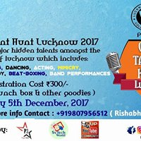 Open Talent Hunt 2017
