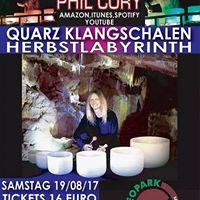 Klangschalenkonzert mit Phil Cory
