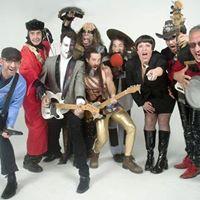 The Roddenberries 2nd Album Prevue Show & Kickstarter Party