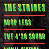 The Strides Drop Legs The 420 Sound Animal Venutra