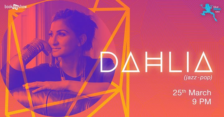 Dahlia (Jazz-Pop act from Canada)