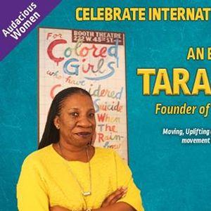 An Evening With Tarana Burke - International Womens Day