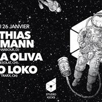 Matthias Tanzmann Andrea Oliva Mirko Loko &gt Studio Kicks