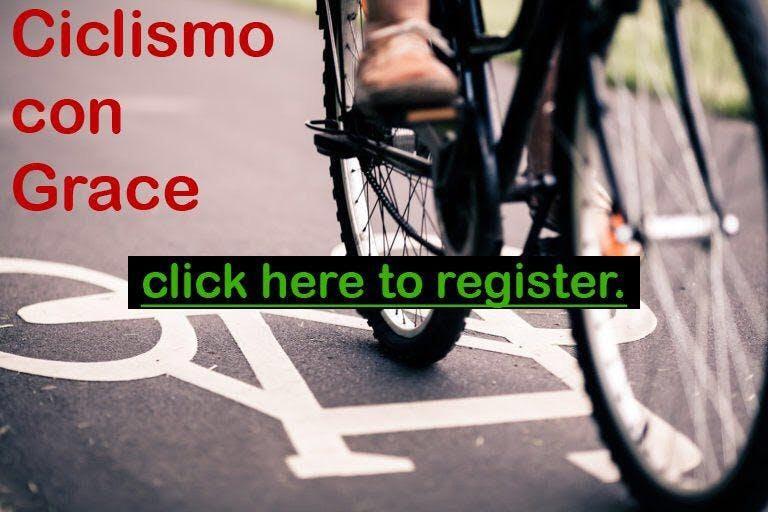 Ciclismo con Grace