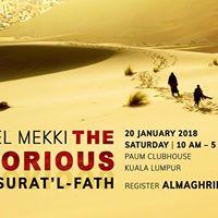 Tafsir Suratl-Fath by Kamal El Mekki