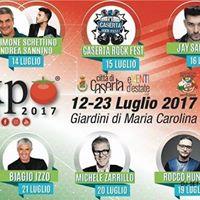 Pizza Expo Caserta 2017