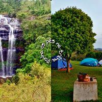 Cachoeira da Mariquinha - Camping com Costela de cho